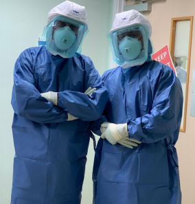 Tracheostomy and  Personal Protective Equipment (PPE) in the midst of the COVID-19 Pandemic